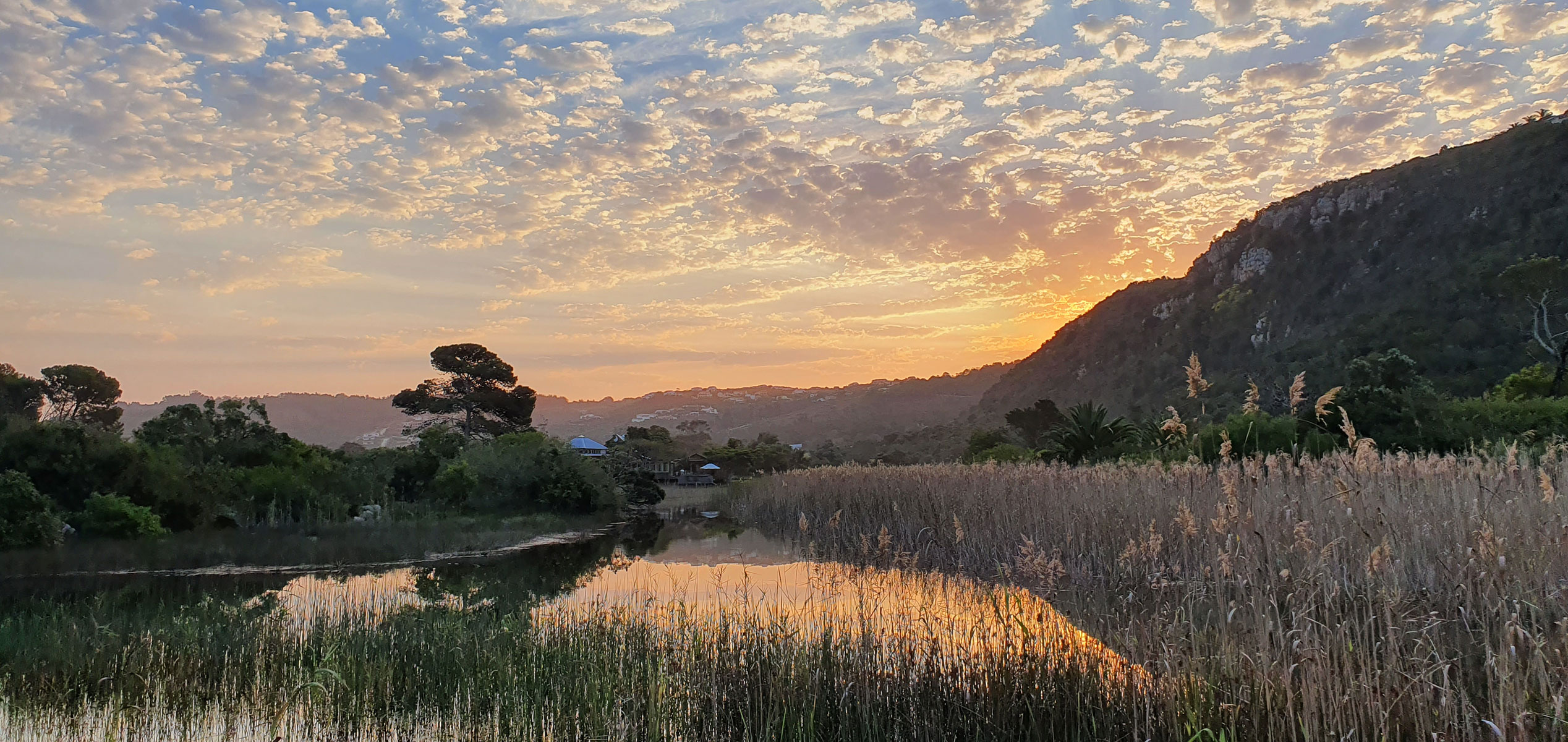 WELCOME TO RIVER CLUB, PLETTENBERG BAY